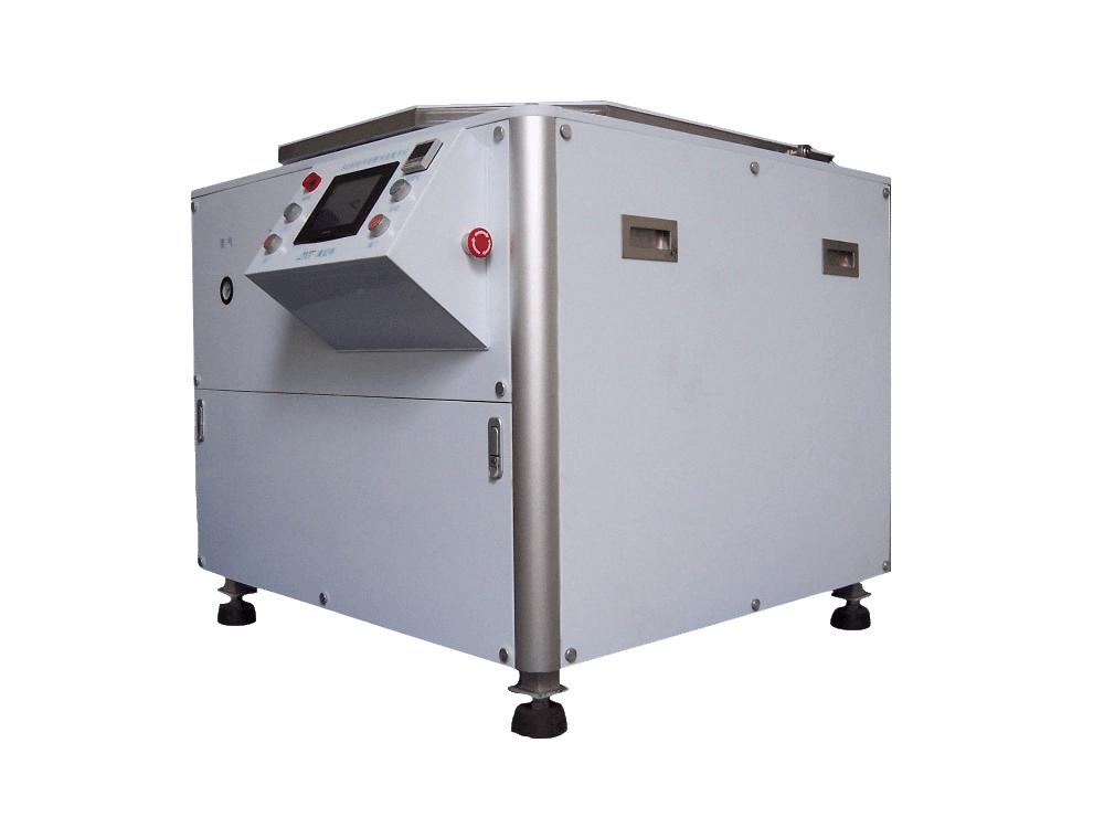 8工位3-8寸半导体硅片晶圆旋转冲洗甩干机