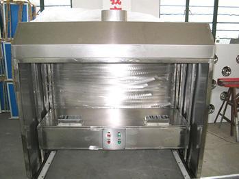 奥曼特半导体清洗设备如何给台面布局