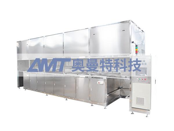 奥曼特脱胶机为亿晶集团提供清洗和脱胶技术